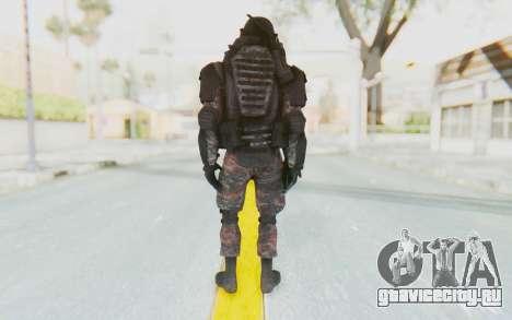 COD MW2 Russian Paratrooper v3 для GTA San Andreas третий скриншот