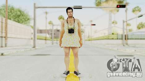 Dead Rising 2 Off The Record Frank West Dress для GTA San Andreas второй скриншот