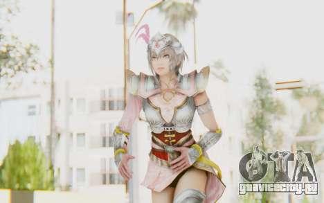 Dynasty Warriors 8 - Lu Lingqi v2 для GTA San Andreas
