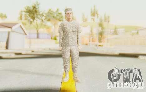 Military Casual Outfit для GTA San Andreas второй скриншот
