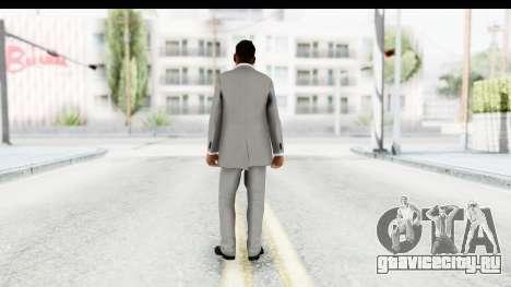 Messi Formal Fixed Up для GTA San Andreas третий скриншот