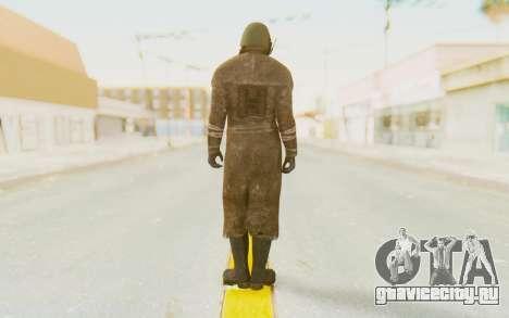 Fallout 4 - Veteran Ranger для GTA San Andreas третий скриншот