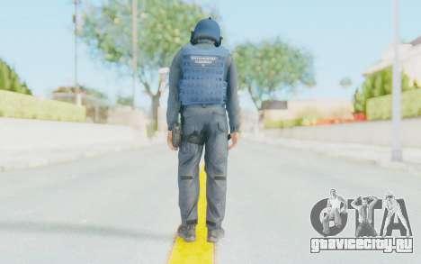 Interventna Jedinica Policije Srbije для GTA San Andreas третий скриншот