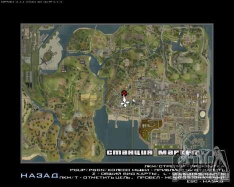 Armenia Erevan Poster для GTA San Andreas четвёртый скриншот