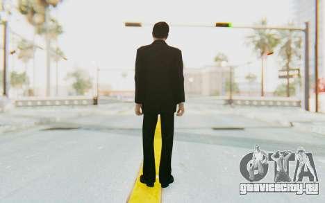 Mafia 2 - Vito Scaletta Madman Suit B&W для GTA San Andreas третий скриншот