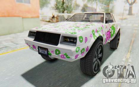 GTA 5 Willard Faction Custom Donk v3 для GTA San Andreas двигатель
