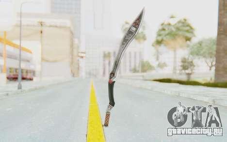 Nata Weapon для GTA San Andreas второй скриншот