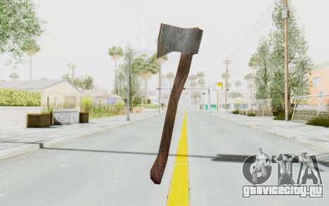 CoD Ghosts DLC Michael Myers Weapon для GTA San Andreas третий скриншот