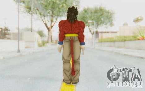 Dragon Ball Xenoverse Gohan SSJ4 для GTA San Andreas третий скриншот