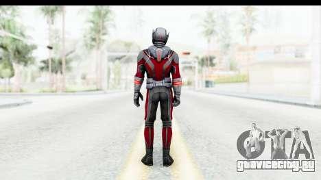 Marvel Future Fight - Ant-Man (Civil War) для GTA San Andreas третий скриншот