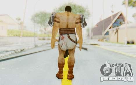 Hercules Skin v3 для GTA San Andreas третий скриншот