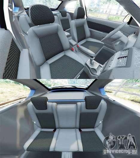 Lada Priora Sport Coupe v0.1 для GTA 5 руль и приборная панель