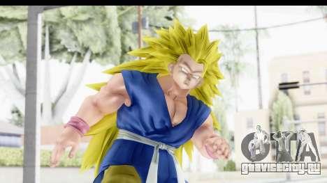 Dragon Ball Xenoverse Goku GT Adult SSJ3 для GTA San Andreas