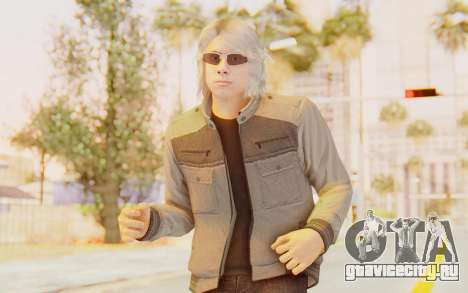 Quicksilver from X-Men для GTA San Andreas