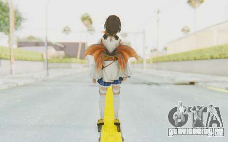 Toukiden: Kiwami - Hatsuho для GTA San Andreas третий скриншот