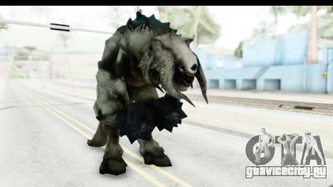 DOOM 3 - Guardian of The Hell для GTA San Andreas второй скриншот