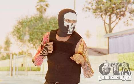 Punisher from GTA Online для GTA San Andreas