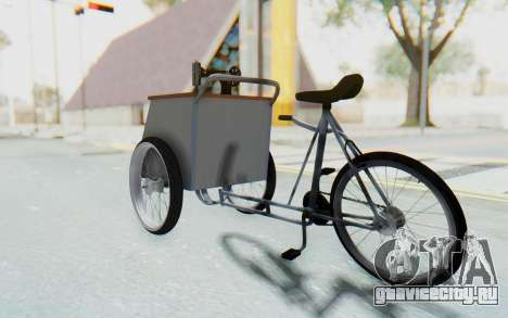 Vermak Levis для GTA San Andreas вид слева