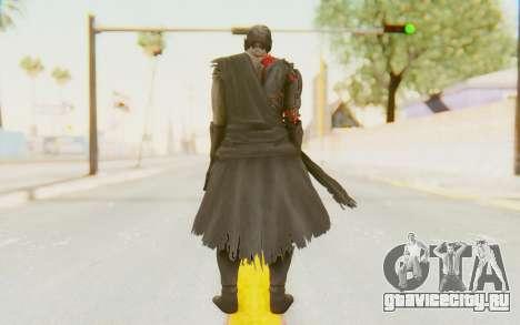 Dead Or Alive 5 Last Round - Raidou для GTA San Andreas третий скриншот