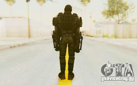 Marvel Heroes - Crossbones для GTA San Andreas третий скриншот