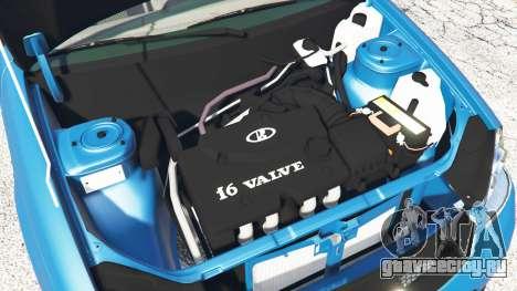 Lada Priora Sport Coupe v0.1 для GTA 5 вид справа