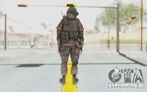 COD MW2 Russian Paratrooper v2 для GTA San Andreas третий скриншот