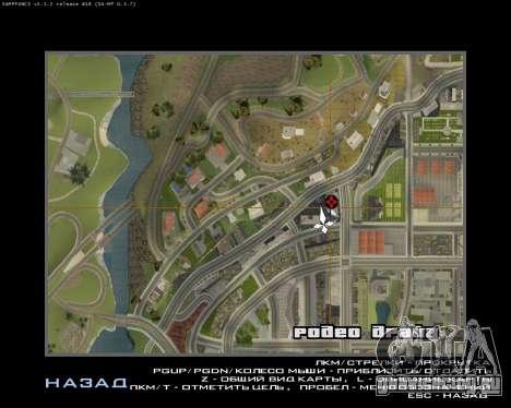 Armenia Erevan Poster для GTA San Andreas пятый скриншот
