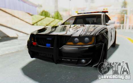 ASYM Desanne XT Pursuit v2 для GTA San Andreas