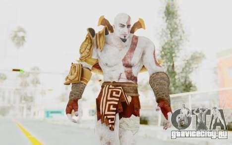 Kratos v2 для GTA San Andreas