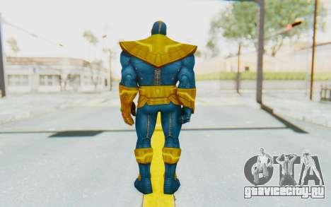 Marvel Future Fight - Thanos для GTA San Andreas третий скриншот