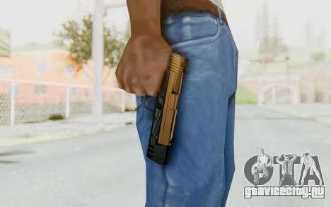 HK USP 45 Sand Frame для GTA San Andreas третий скриншот