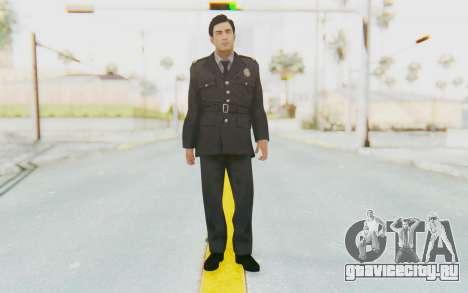 Mafia 2 - Vito Police Outfit для GTA San Andreas второй скриншот