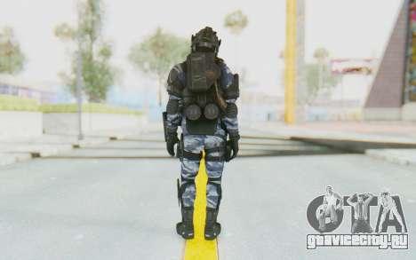 Federation Elite LMG Urban-Navy для GTA San Andreas третий скриншот