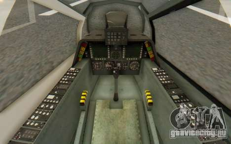 WZ-19 Attack Helicopter для GTA San Andreas