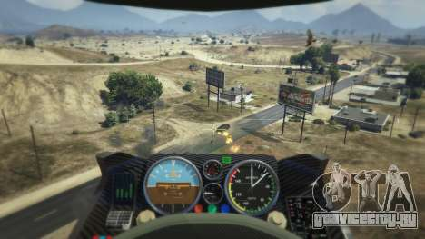 Motojet 2.0 для GTA 5 седьмой скриншот
