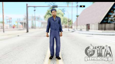 Mafia 2 - Vito Empire Arms для GTA San Andreas второй скриншот