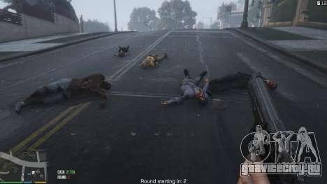Zombies 1.4.2a для GTA 5