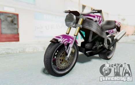 FCR-900 Custom v2 для GTA San Andreas
