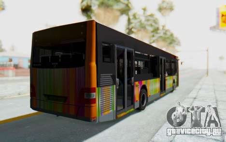 MAN Lion City 23267 для GTA San Andreas вид слева