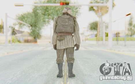 COD BO Dimitri Petrenko Winter для GTA San Andreas третий скриншот