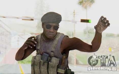 CoD MW3 Africa Militia v1 для GTA San Andreas