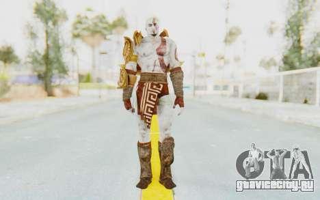 Kratos v2 для GTA San Andreas второй скриншот