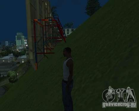 New Vinewood Armenia для GTA San Andreas четвёртый скриншот