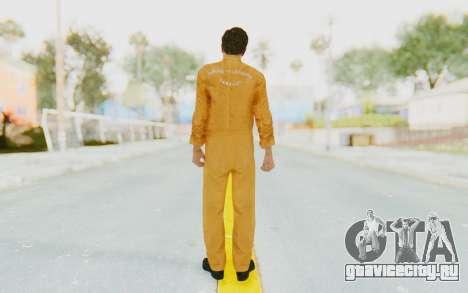 Mafia 2 - Vito Scaletta Robber для GTA San Andreas третий скриншот