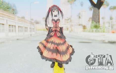 Kurumi Tokisaki (Date A Live) для GTA San Andreas второй скриншот