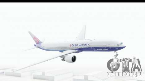 Boeing 777-300ER China Airlines Dreamliner для GTA San Andreas