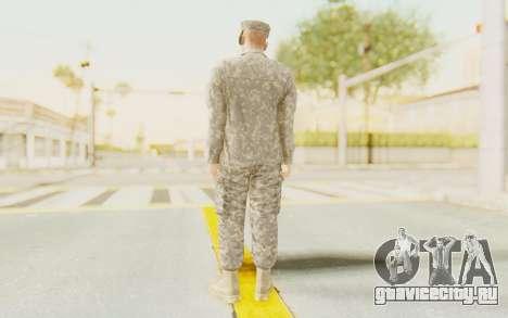 Military Casual Outfit для GTA San Andreas третий скриншот