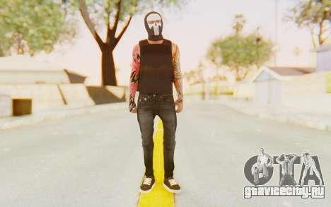 Punisher from GTA Online для GTA San Andreas второй скриншот
