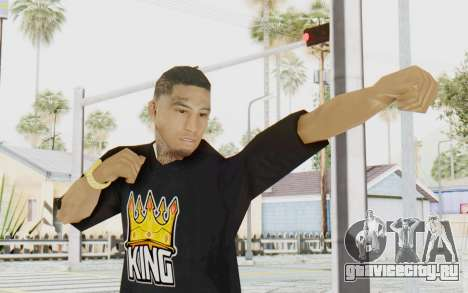 The King Skin для GTA San Andreas