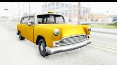 Cabbie London для GTA San Andreas